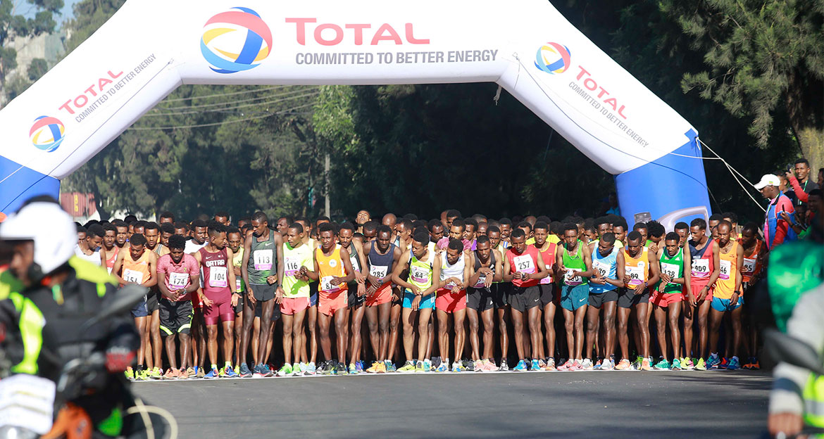 Total Ethiopia 2018 great run