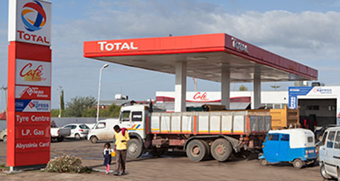 Total in Ethiopia