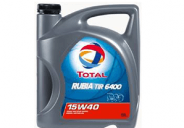 RUBIA TIR 6400 15W40
