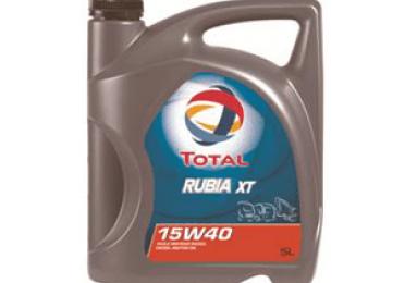 RUBIA XT 15W40