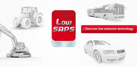 Low emissions lubricants