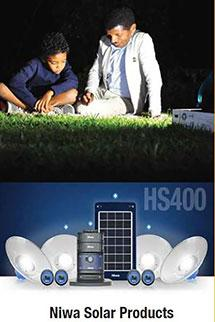 Solar Lanterns and Home Systems
