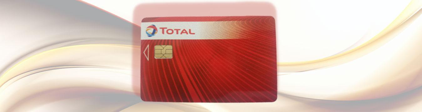 Total Card key benefits