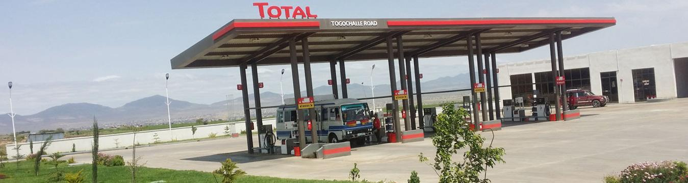 total service station